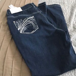 Christopher/Banks Classic size 12 boot cut jeans